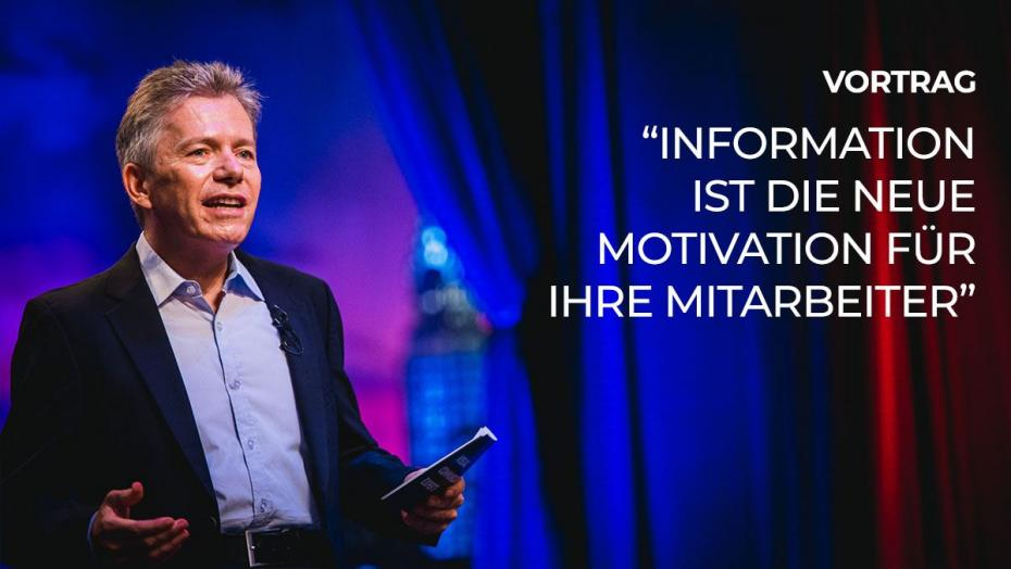 Information ist die neue Motivation